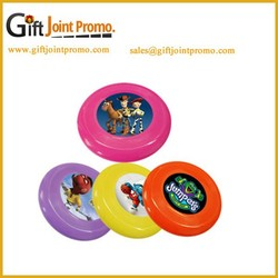 Promotional Plastic Pet Frisbee, Plastic Outdoor Frisbee