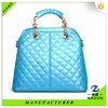new product leather 2016 lady tote travel bags