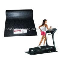 PVC treadmill mat