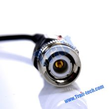 New product 120cm cable 60MHz Oscilloscope Probe, Max 600V Probe with X1/X10 Switch