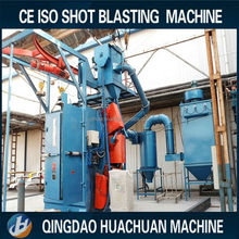 Automatic hanger type shot blasting machine/ Sandblaster