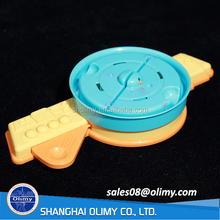 China hot sale professional customized resistant throw high quality injection plastic ABS parts for children toy