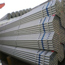 scaffolding steel pipe/tube, 48mm and 60mm pipes, black, hot dip galvanized pipe