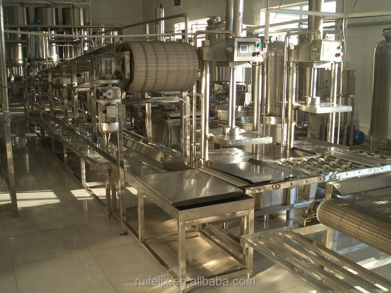 high productivity soy milk machine
