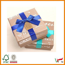 China Direct Factory chinese custom cupcake paper packagin boxes design for jewelry