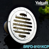 Cheap wholesale stainless steel smart floor drain