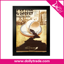 Wholesale Painting Framed Coffee Cup Wall Art Picture