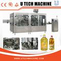 Alta velocidad automático de cocina / coco / aceite comestible máquina de llenado de botellas