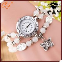 2015 Fashion Girl Lovely Lady Wrist Wrapped Watch Manufacturer