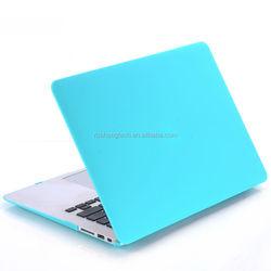 Hard matt laptop case for macbook air 11.6, 13.3, for apple macbook pro case