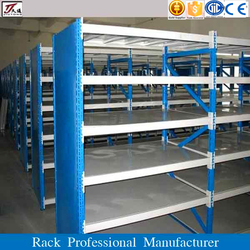 heavy duty cold-rolled steel powder coat industrial laminate shelves