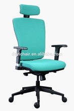 La oficina 5398a-15chair con base de nylon