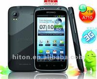 "Factory cheapest 4.1"" 3G MTK6573 smart phone"