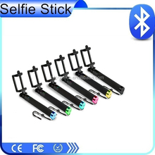 Stable Quality Extendable Hand Held Monopod Folding Selfie Stick