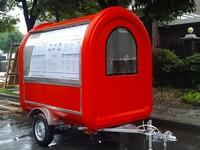 fast food car for sale/mobile kitchen Hot Sale New Mobile Food Car for sale