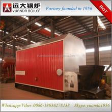 China best thermal oil boiler wood pellet/biomass pellet fired