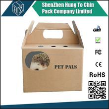 Pet Carrier Cardboard Box