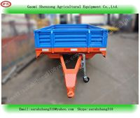 agricultural equipment power trailer