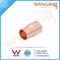 T503 Factory price pipe fitting copper reducing bushing