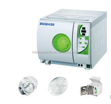 Table top autoclave Class B series (2~24L),strictly meets the standard of EN13060