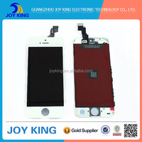 Mobile phone lcd Grade AAA for iphone 5c lcd screen high quality