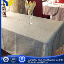 Banquet Guangzhou round round wedding table covers rosette