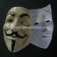 yiwu huixuan home furnishings Vendetta Mask V for Mask Mask for Movie Resin mask Good mask