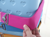 hot sale Jacquard Elastic PP Belt for Luggage