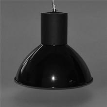 2015 new led commercial chandelier black led high bay pendant light for cafe shop