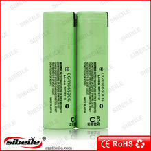 fast track flashlight torch rechargeable 3.7v 2250mah 18650 battery with CE,Rohs