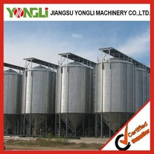 Best sales spiral grain and wheat storage silo