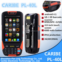 CARIBE PL-40L AU104 Sunlight readable 4 inch smartphone android mobile with 4GB ROM