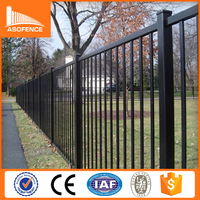 China supply corrugated steel fence, steel matting fence, prefab fence panels steel