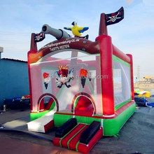2015 best quality inflatable halloween castle