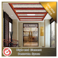 Latest product led drop ceiling light panels with cheap price