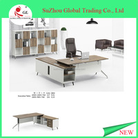 "Hot selling high quality ""L"" shaped executive desk modern"