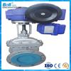 Motorized control ductile iron PN16 non rising gate valve