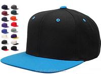 New Flat Bill Blank Plain Classic Snapback Snap Back Baseball Blank Plain Hat Caps Snapback Truckers Cap Hat