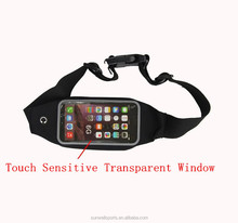Running and Fitness Expandable Weather Resistant Waist Pack Belt