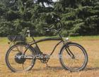 26 polegada venda quente passe ce 1000 W motor elétrico beach cruiser bicicleta