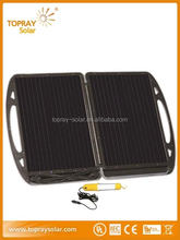 Top Ray 13W recharged 12V/7Ah solar charger