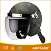 Chinese products wholesale abs anti riot helmet with flat visor