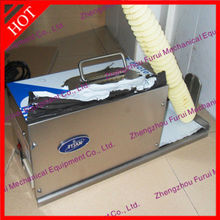 Three Functions Spiral Potato Chip Cutter/Twisted Chips Machine