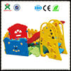 2013 High quality Plastic kids ball pool with fence/plastic ball pool with slide for kids QX-B3903