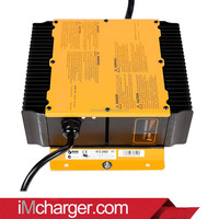 High quality 24 Volt 20 Amp Scissor Boom Lift HF Battery Charger