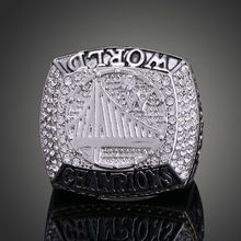 Replica 2015 American Golden State Basketball Championship Ring Fans Loves B052