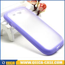 Fancy pc tpu case cover for samsung galaxy s3