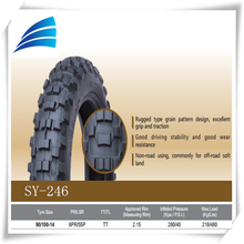 chinese motorcycle brands for motorcycle tyre in 90/100-14 motorcycle tyres for sale