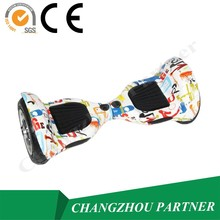 2015 New Design Mini Smart Bicycle Scooter Two Wheel Drifting Electric Self Balancing Skateboard 10 Inch Portable scooter