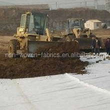 PP needle punched nonwoven geotextile for construction &real estate
